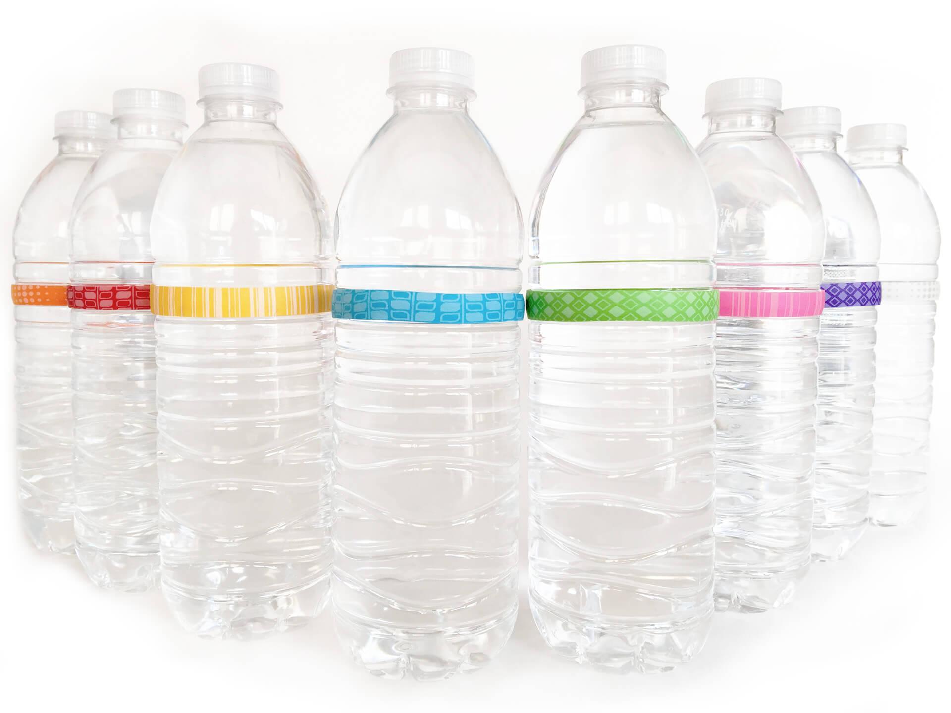BevBands Water Bottle Bands