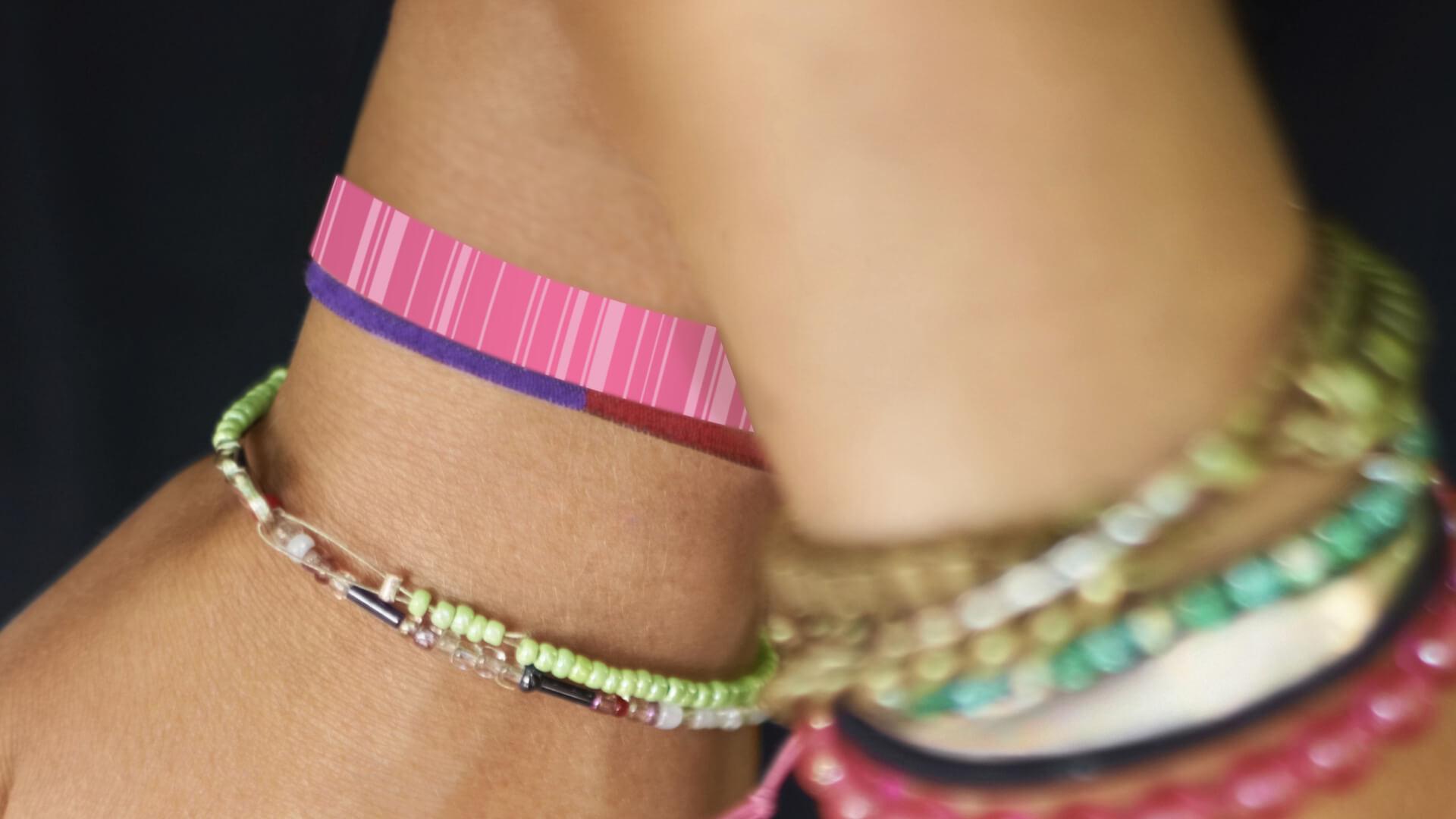 BevBands Drink ID Wristbands